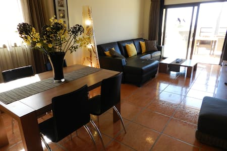 Lovely apart Tenerife,first line, amazing sea view - Golf del sur