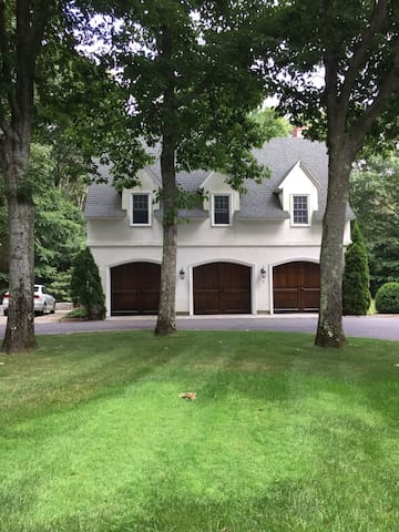 Private Carriage House in Gloucester - Gloucester - Guesthouse