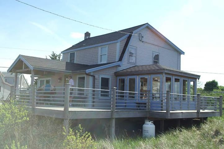 Plum Island Luxury Beach Rental - Newbury - Talo
