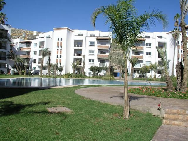 Accommodation in the famous Marina beach residenc