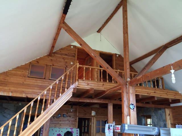 Tabiatın kalbi Bolu'da ormaniçi - Avdan Köyü - House
