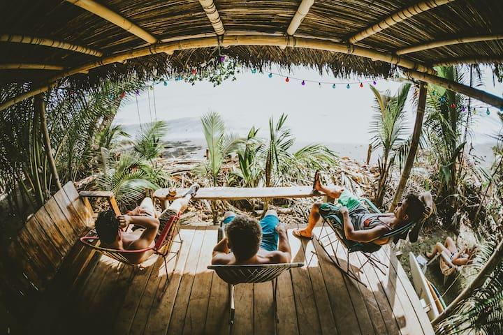 Cabina Ola Vista @Rancho Burica - Punta Banco - Nature lodge