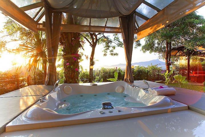 Krabi Sunset Hill Villa | 2 Bed Pool Villa in Ao - Krabi - Villa
