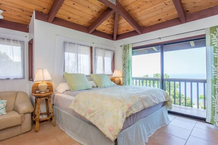 Peaceful House in Kona Paradise - Captain Cook - Haus