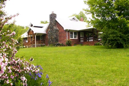 Lodge on 300 Acre Sanctuary - Spruce Pine - Andet