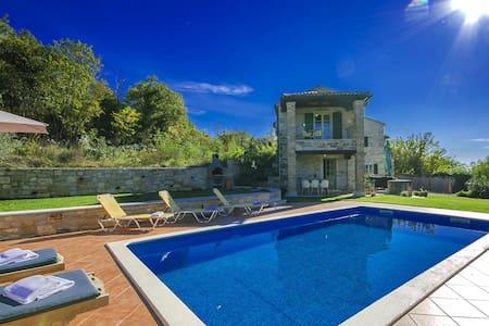 Villa Lea & Tea with swimming pool - Tinjan