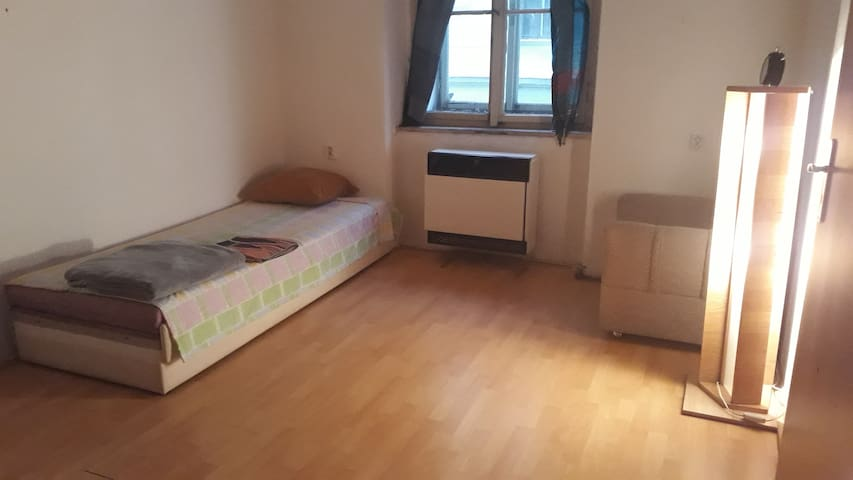 Rent a cozy room in the Center of Plzen