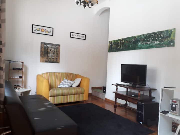 Dianapark  casa na Pompéia ao lado do Allianz Park
