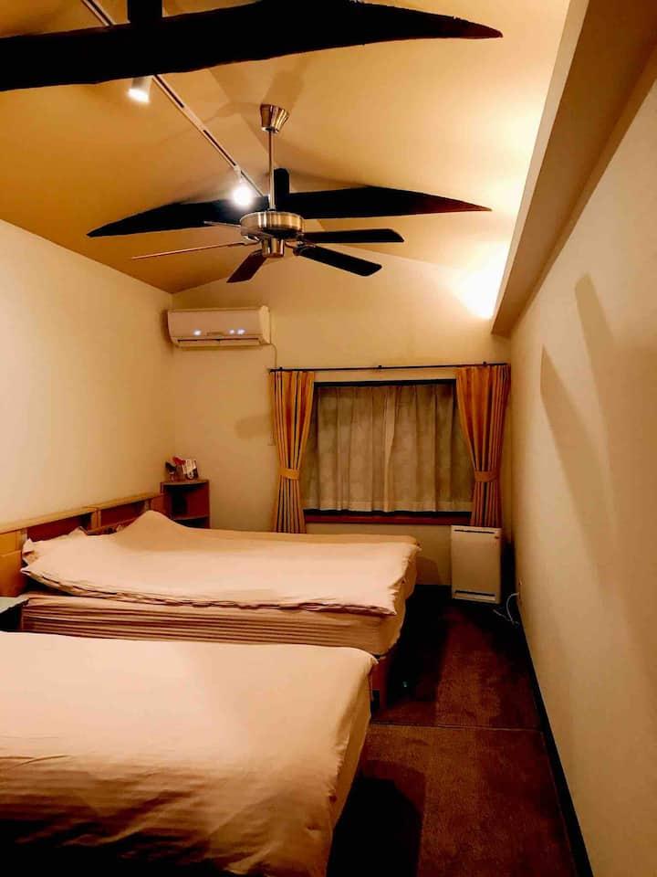 温馨整洁是向日葵民宿的理念。愿每位旅人都能拥有家的感觉。