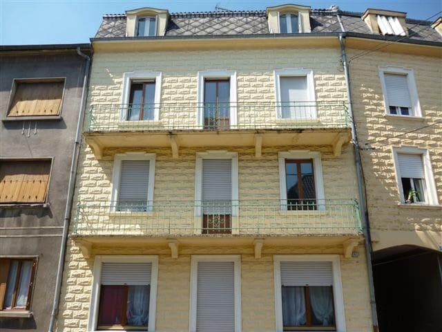 Grand 2 pièces proche Amneville - Talange - Apartamento