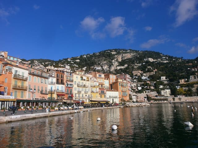 Beautiful 2 bed-Old Town-Near Sea - Villefranche-sur-Mer - Apartment