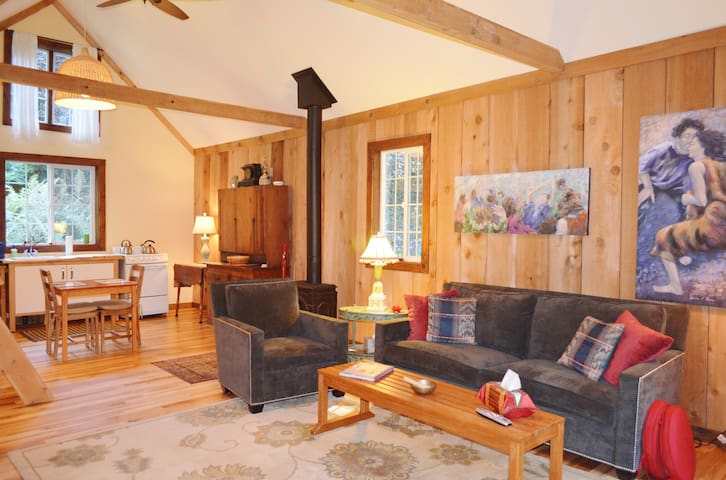 The Cedar Guest House - Bainbridge Island - Dům