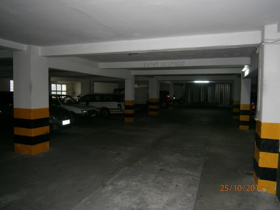 Garage para 1 auto