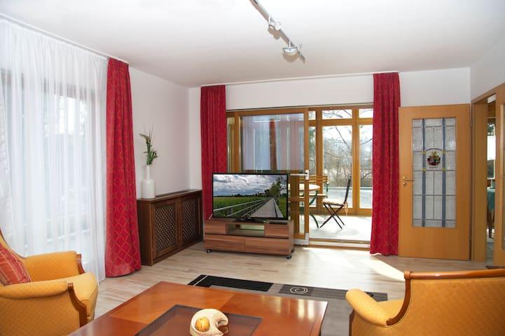Ferienwohnung I im Gästehaus Bauerngarten - Bad Buchau - Condominium