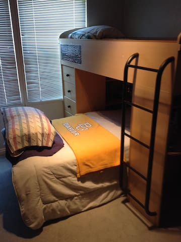 Private Room (Long Beach)-Free Parking-Twin