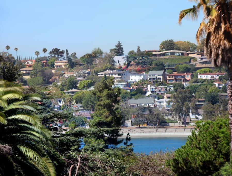 Enjoy your expansive western views of Silverlake