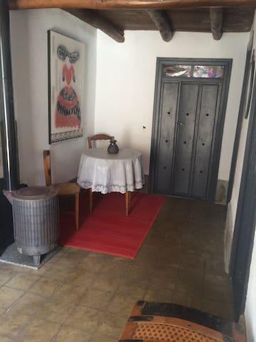 'Mi casita' Typique, Tranquille et Accueillante - Montejo - Casa