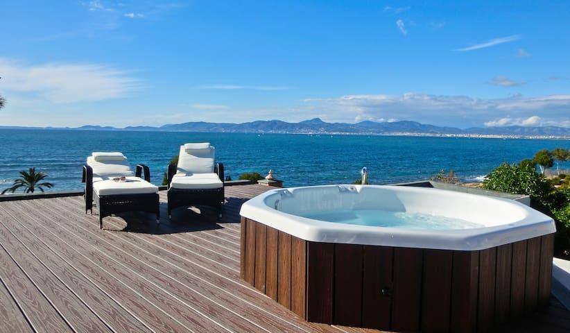Casa Pura - Luxuriöses Ferienhaus mit Meerblick