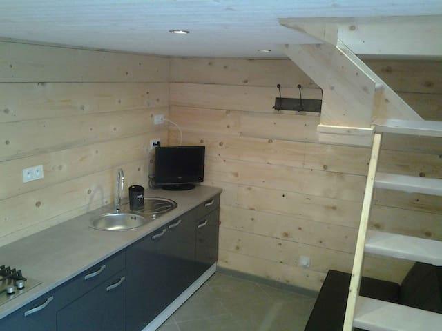 Appartement indépendant a 10mn du Puy du Fou - Les Herbiers - Huoneisto