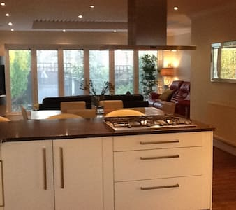 Open plan living! Central NorthWest England. - Skelmersdale - Dům