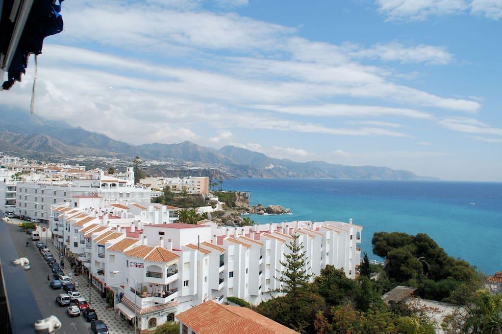 View to the Balcon de Europe