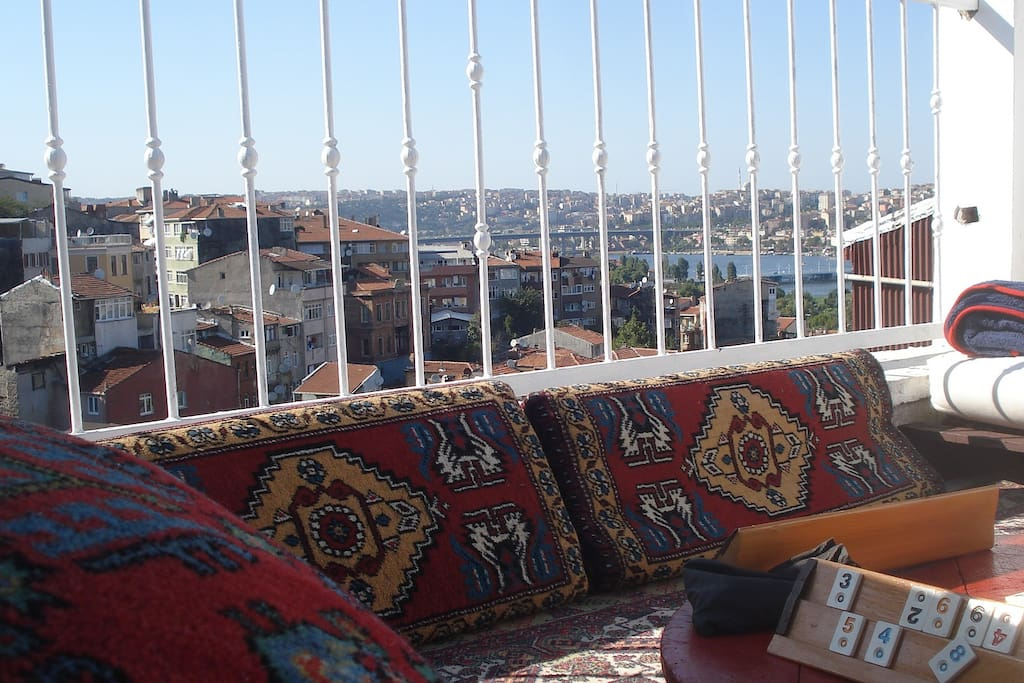 Historic old city duplex apt balat3 appartamenti in - Il divano di istanbul ...
