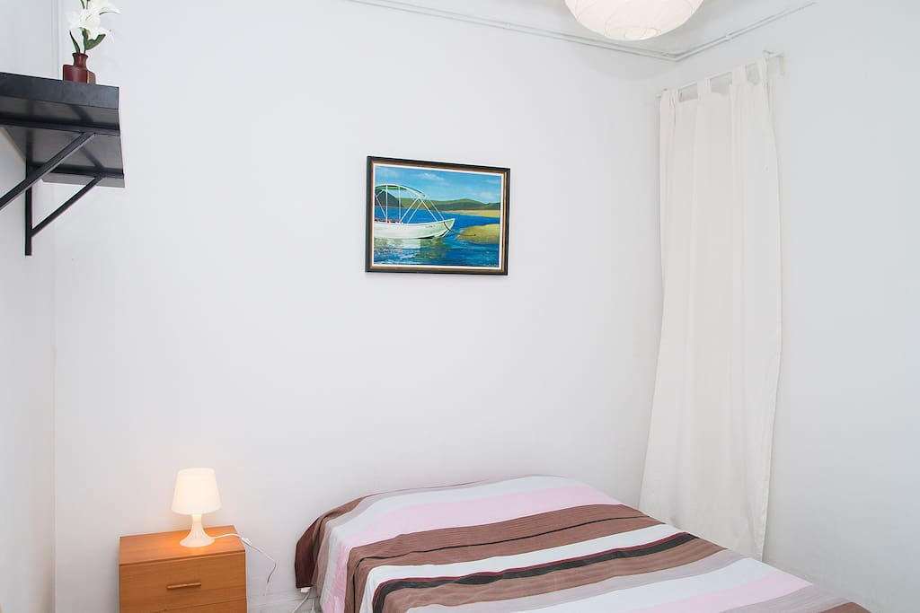 SEA DOUBLE ROOM+WiFI+Centric+Monthly