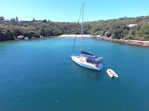Romantic Yacht Stay in Manly