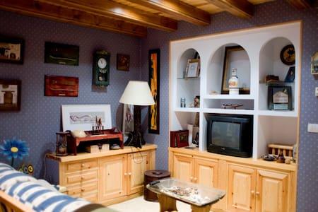 Bonito apartamento en pleno centro de Jaca - Jaca