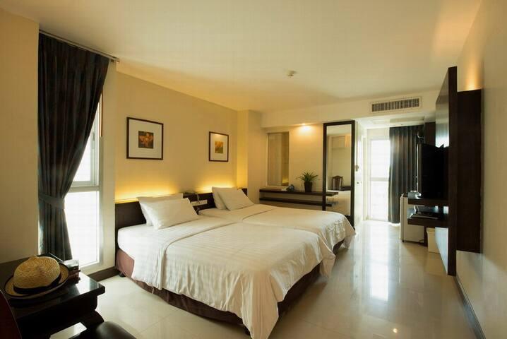 Synsiri Resort Bangkok Standard A  - Bangkok - Apartamento