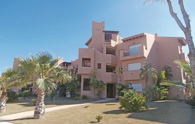 Holiday apartment with 2 bedrooms on 63m² in Torre-Pacheco