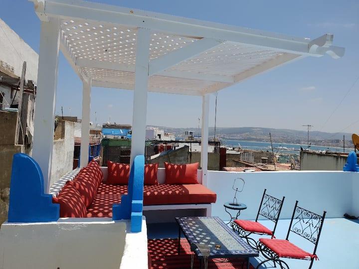 Maison à louer Kasbah- Medina Tanger / La Rychance