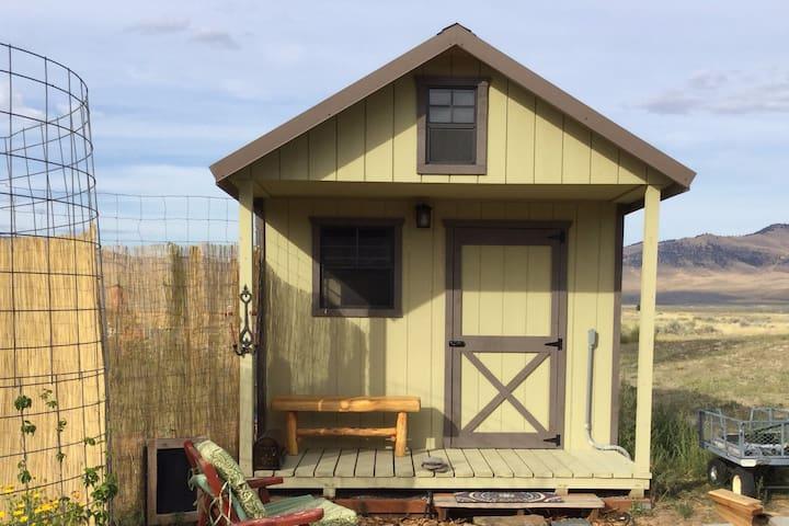 Sage Oasis/Garden Tea Hut