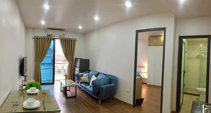 Serviced Apartment for rent in Cau Giay, Ha Noi