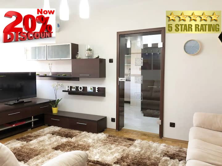 Relax & Chill Bucharest Flat close to central area