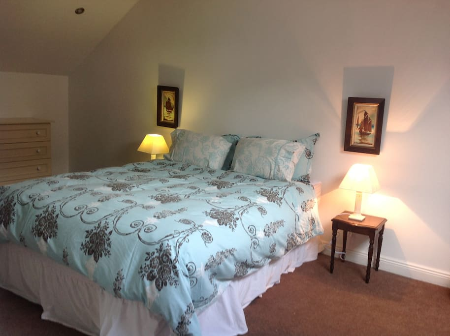 Bedroom which is en suite
