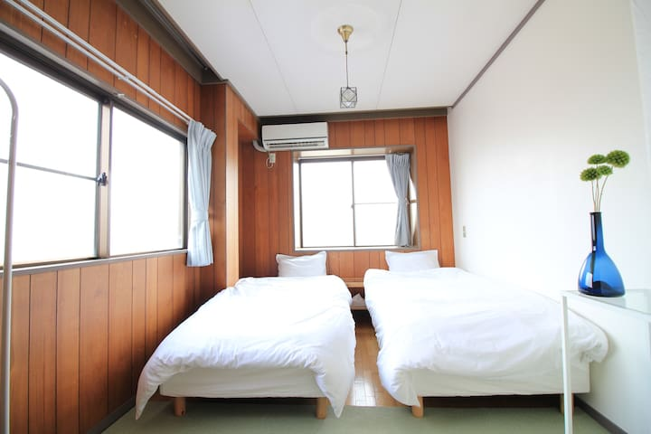 Private Room near Kyoto station wifi # 松の間