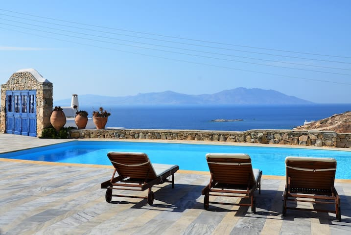 Villa Orion Magnificent SeaView - Míkonos - Villa