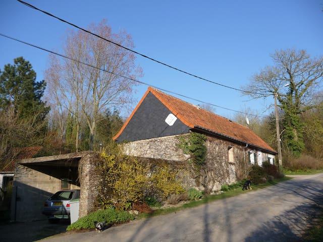 Chambres d'Hôtes du Mont Blanc - Beaurainville - Bed & Breakfast