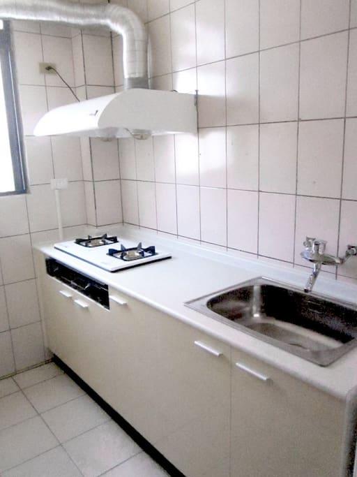 可以自己料理的廚房