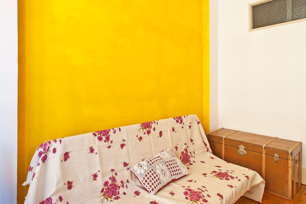 It´s a sofa! It´s a Bed!