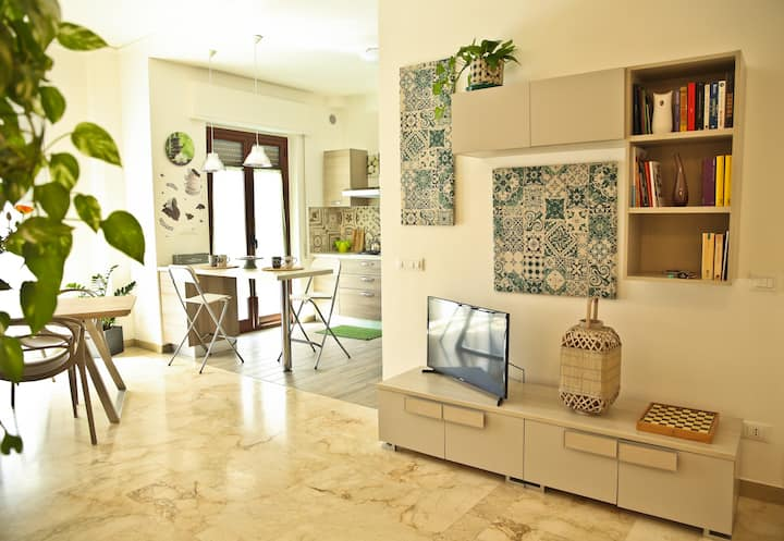 Sikelaia Apartment - Wide & Bright
