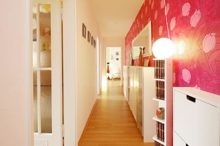 Small but cosy - Munich Schwabing - Monachium - Apartament