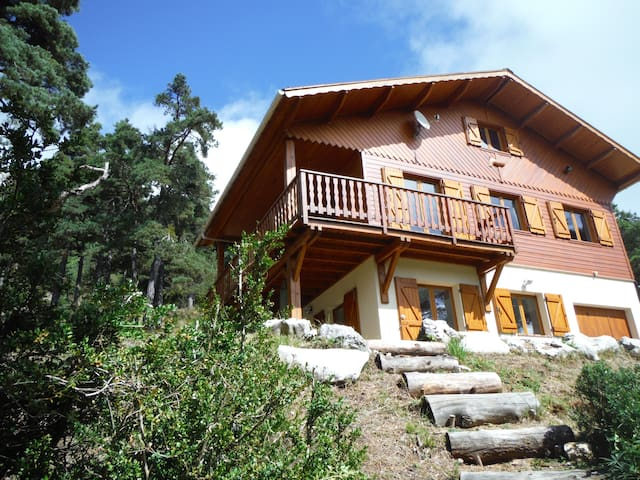 For rent studio moutain - Caille - Apartamento