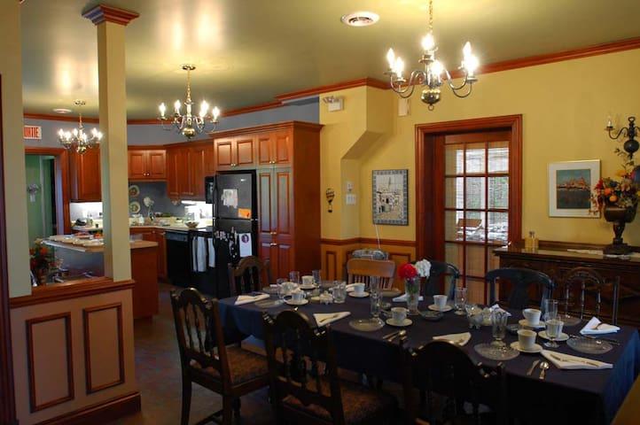 La Maison Denis pour 12 personnes - Saint-Ubalde - House