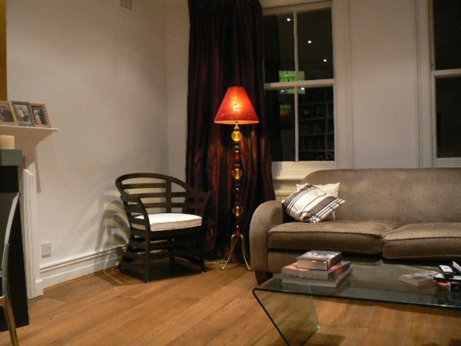 Double Room in Lux Flat Kensington