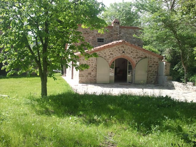 Peaceful barn in Florence hills - Vaglia - Talo