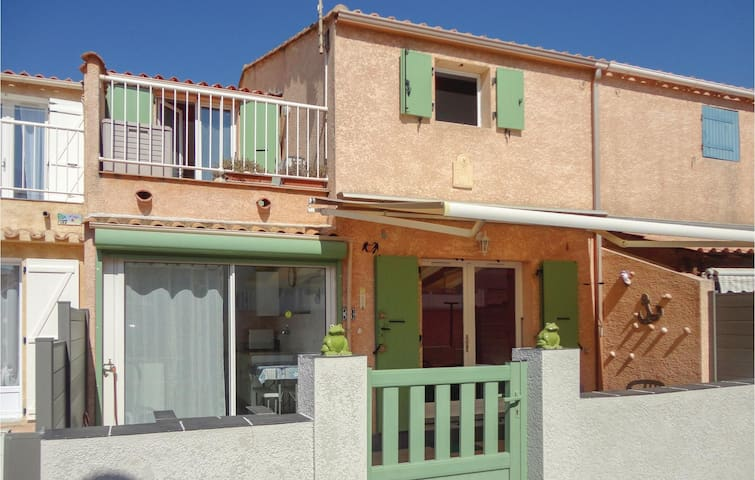 Terraced house with 3 bedrooms on 56m² in Portiragnes