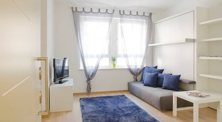 Apartment Blue Ca de Bezzi Old Town Bolzano
