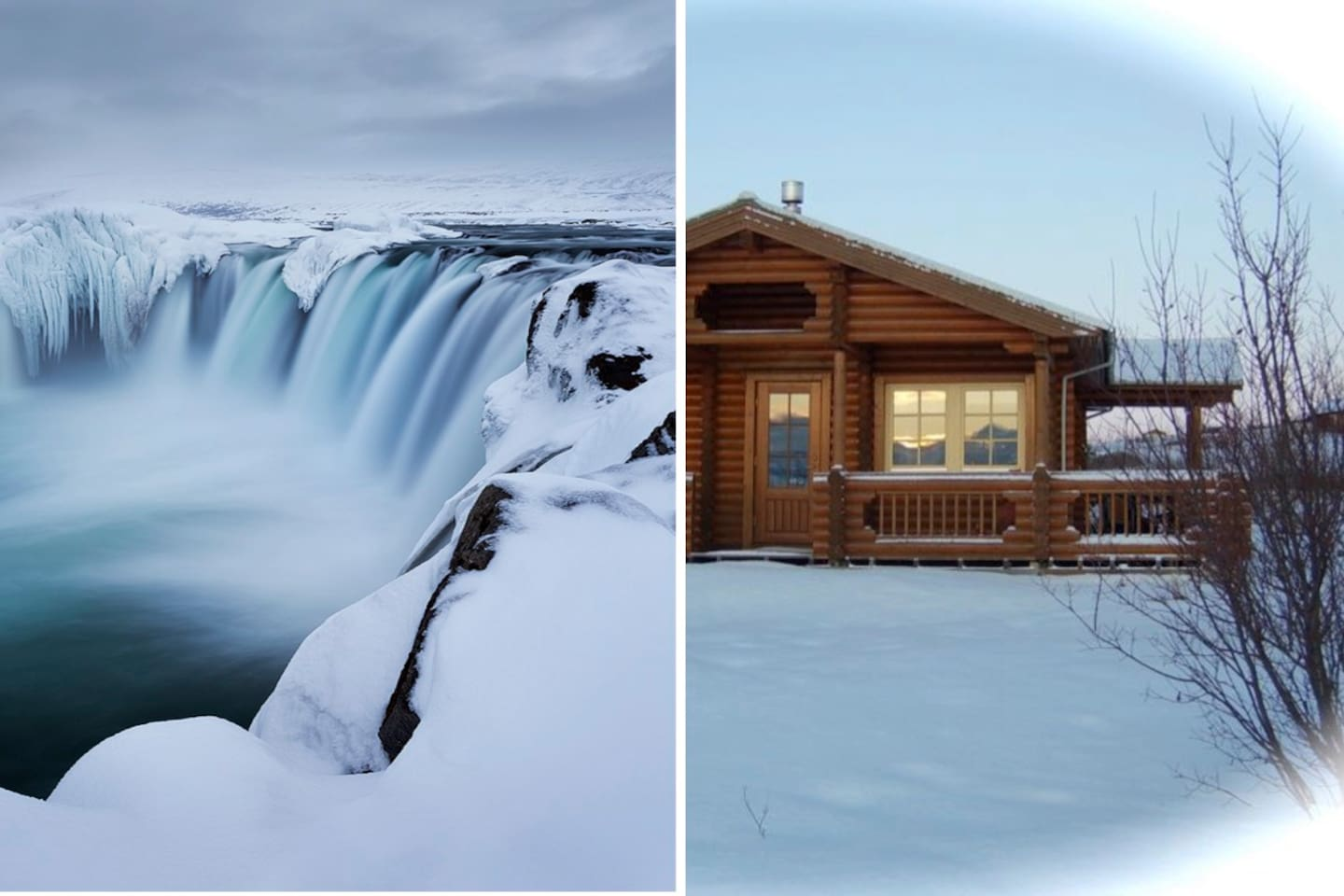 Sólstadir at Hvítá River is located In the Middle of the Golden Circle, close to several winter attractions!